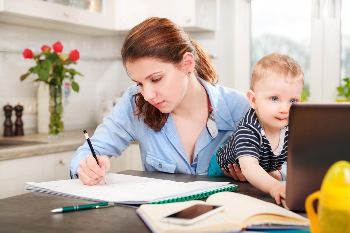 Ticket: Single Mom Resource Course 2020/09/22 – 2020/09/22